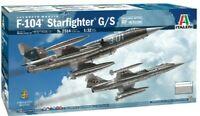 F-104G Recce (Upgraded Edition) ITALERI 1:32 IT2514