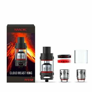 SMOK TFV12 Cloud Beast King Verdampfer, Farbe: schwarz