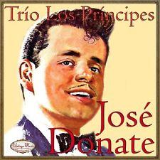 JOSE DONATE , TRIO LOS PRINCIPES iLatina CD #153 / Boleros , Silencio , Vidrios