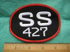 Chevrolet SS 427 Racing Service  Uniform Patch