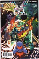 Multiversity (2014 DC) #2 Manapul Variant NM 1:50
