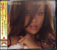Rihanna - Girl like Me - Japan CD+4BONUS - 16Tracks OBI