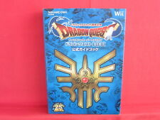 Dragon Warrior (Quest) I/II/III 1/2/3 official guide book / Wii