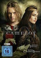 Camelot [3 DVDs] von Mikael Salomon, Ciaran Donnelly | DVD | Zustand gut