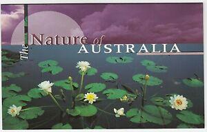 1997 STAMP PACK 'NATURE OF AUSTRALIA - KAKADU WETLANDS' MNH MINI SHEET & STAMPS