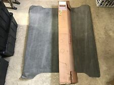 GM 12342160 Rear Carpet, Silver, for 1991-1994 Chevy Astro NEW GENUINE OEM