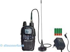 Midland G7E PRO MAG PMR KFZ Gerät mit externe SMA MiniMag Antenne  bis 10Km 3W