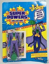 KENNER 1984 SUPER POWERS COLLECTION THE JOKER UNPUNCHED NRFP