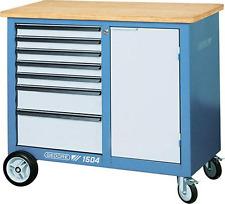 Rollwerkbank 1100x 550x985mm 7S.Gedore E/D/E Logistik-Cente