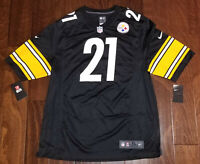 Joe Haden Pittsburgh Steelers Nike Game Jersey. New/NWT. Size Large, XL, XXL/2XL