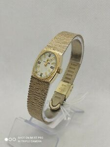 Bulova Accutron N3 Tuning fork Lady Gold filled