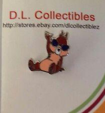 Disney Chip & Dale Cool Characters Beach & Sunglasses - Mini Chip Pin