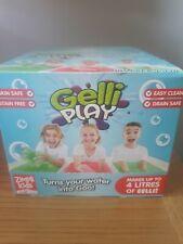 Gelli Play 20g Sachet Zimpli Kids Sensory Tactile Messy Play Makes 4l of Jelly
