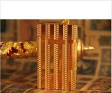 S.T Memorial lighter Bright Sound! free shipping Golden lighter gift adapter