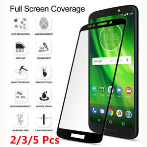 9H Tempered Glas Screen Protect Film For Motorola Moto E5 Plus Z3 G4 G8 Play M C