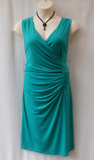 Diana Ferrari Size 16 XL Dress Ruched Corporate Cocktail Party Occasion Evening