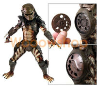 "NECA City Hunter Predator Masked 7"" Action Figure Series 7 Predators 1:12 NIB"
