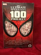 The Ultimate Spider-Man Hulk 2 Pack Marvel Project 100 Sketch TPB New Sealed!