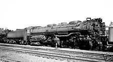 Spokane Portland & Seattle (SP&S) Steam #900 Black & White Print