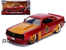 Jada 1 32 Hollywood Rides Iron Man 1969 Chevrolet Camaro SS Red 31744 Avengers