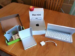 Apple Mac Mini A1347, Late 2012, Intel Quad-Core i7 2.3GHz 3.3GHz Boost SSD&HDD