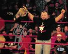 Michael Elgin Signed 8x10 Photo BAS COA New Japan Pro Wrestling ROH Autograph 27