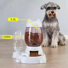 Pet Automatic Feeder for Pet Cats Dogs Animal Food Water Bowl Feeder Dispenser