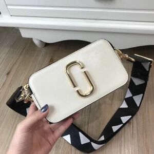 Marc Jacobs  Snapshot Small Camera Bag Crossbody Bag cloudy white  sales