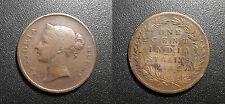 Straits Settlements - colonie Britannique - Victoria - 1 cent 1862 - KM#6