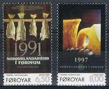 Faeroer/Faroer postfris 2003 MNH 448-449 - Europa