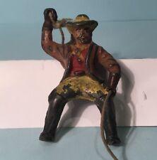 Benbros Buffalo Bill Rider (mi Ref Gris 334) Metal,
