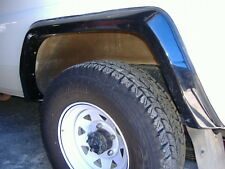 TOYOTA 75/78 SERIES TROOPY and 73/74 MWB FIBREGLASS FLARES  ('85-'07 models)
