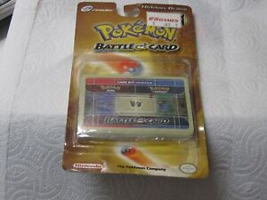NEW e Reader Nintendo Pokemon Battle Card Hidden Ruins Sealed Pack Cards Collect