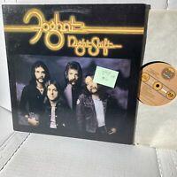 Foghat Night Shift- Bearsville BR 6962 LA Press VG+/VG+ Rock Vinyl Record LP