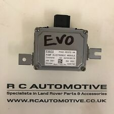 ASTON MARTIN AND RANGE ROVER FUEL PUMP ELECTRONIC MODULE 7H42-9D372-AA