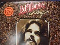 Songs BJ Thomas PROMO  33RPM  020316 TLJ