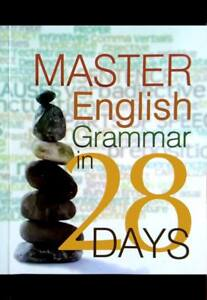 "English Language Book ""Master English Grammar in 28 Days"" IELTS ESL TOEFL LET"