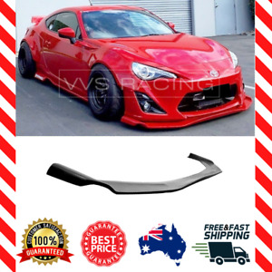 Rocket Bunny V1 Style Front Bumper Lip Spoiler Chin FOR Toyota 86 BRZ (12-20)