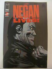 Negan Lives #1 Image 2020 One Shot Walking Dead Robert Kirkman 9.6 Near Mint+