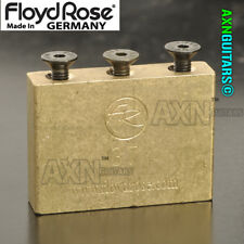 New Floyd Rose Original Limited Edition Made in Germany 37mm Brass Big Block