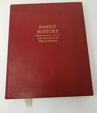 Graphic Image Family History And Chronicle Of The 21st Century - Leather 1st Ed