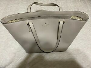 Kate Spade Cedar Street Medium Harmony Tote Clock Tower Purse Saffiano Leather