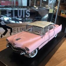 GreenLight 1/18 Elvis Presley 1955 Cadillac Fleetwood Series 60 Pink 12950