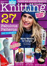 October Knitting Craft Magazines