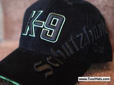 "K-9 Schutzhund ""IGP"" Hat - CUSTOM ONE-OF-A-KIND! (Green/Black)"