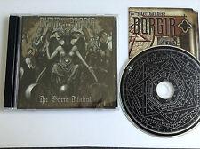 Dimmu Borgir - In Sorte Diaboli (2007 MINT CD QUALITY CHECKED & FAST FREE P&P