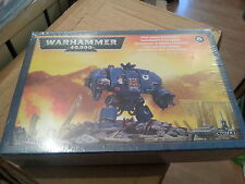 WARHAMMER 40K SPACE MARINE DREADNOUGHT 28MM MINIATURES NEW & SEALED