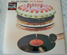 """ROLLING STONES """"LET IT BLEED"""" LP DSD REMASTERED VERSION ABKO 882332.1 2003 NEW"""