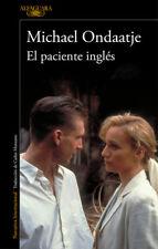 EL PACIENTE INGLéS. NUEVO. Nacional URGENTE/Internac. económico. LITERATURA