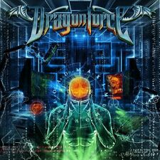 DRAGONFORCE - MAXIMUM OVERLOAD (LIMITED EDITION)  CD + DVD NEUF